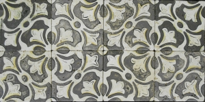 Steel Grey Heirloom Decos