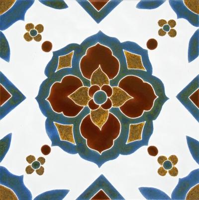 "Alluring Craftsman Tile, 6""x6"""
