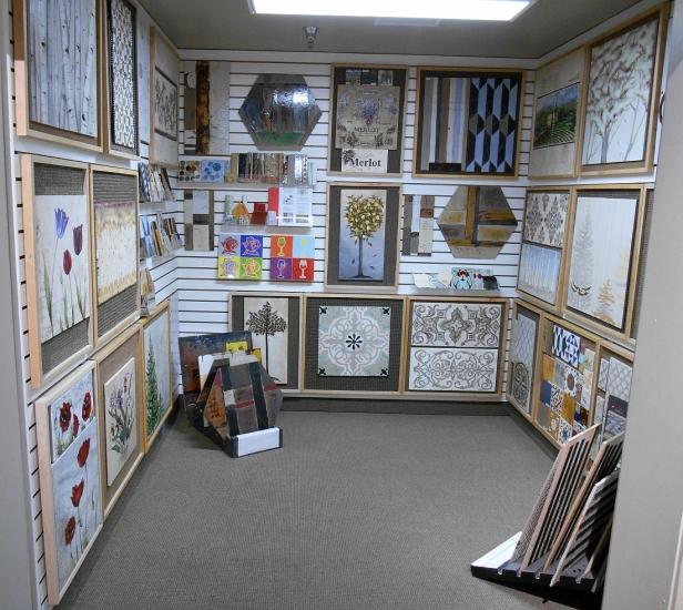 Tile Mural Gallery