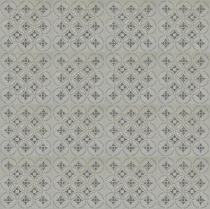 Stately Stone Gray Tile Pattern