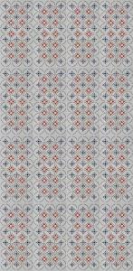 Classic Mosaic Geomtric Tile Pattern