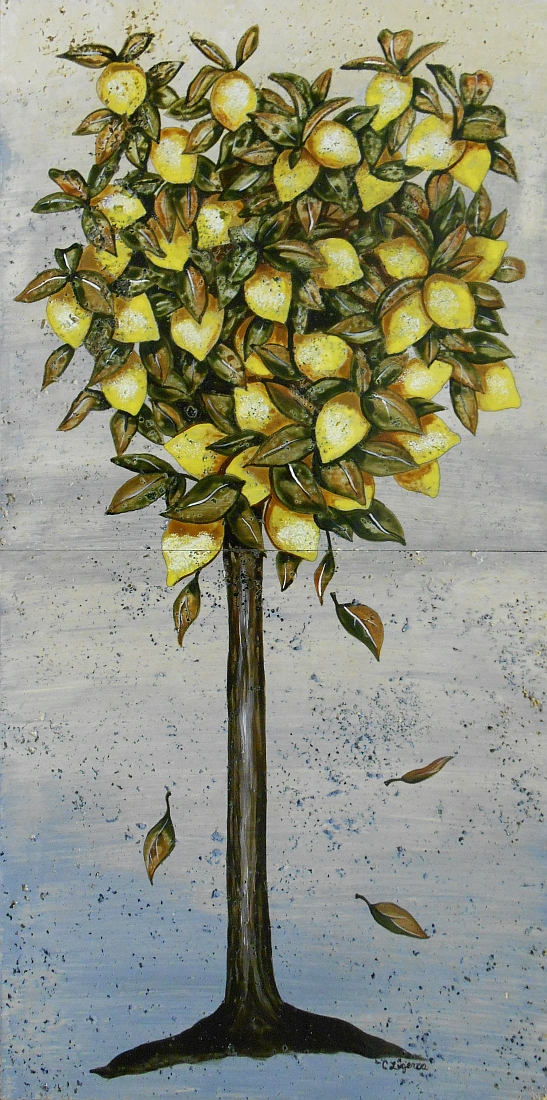 Lemon Tree 12″x24″