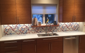 Chic Ribbons Installed